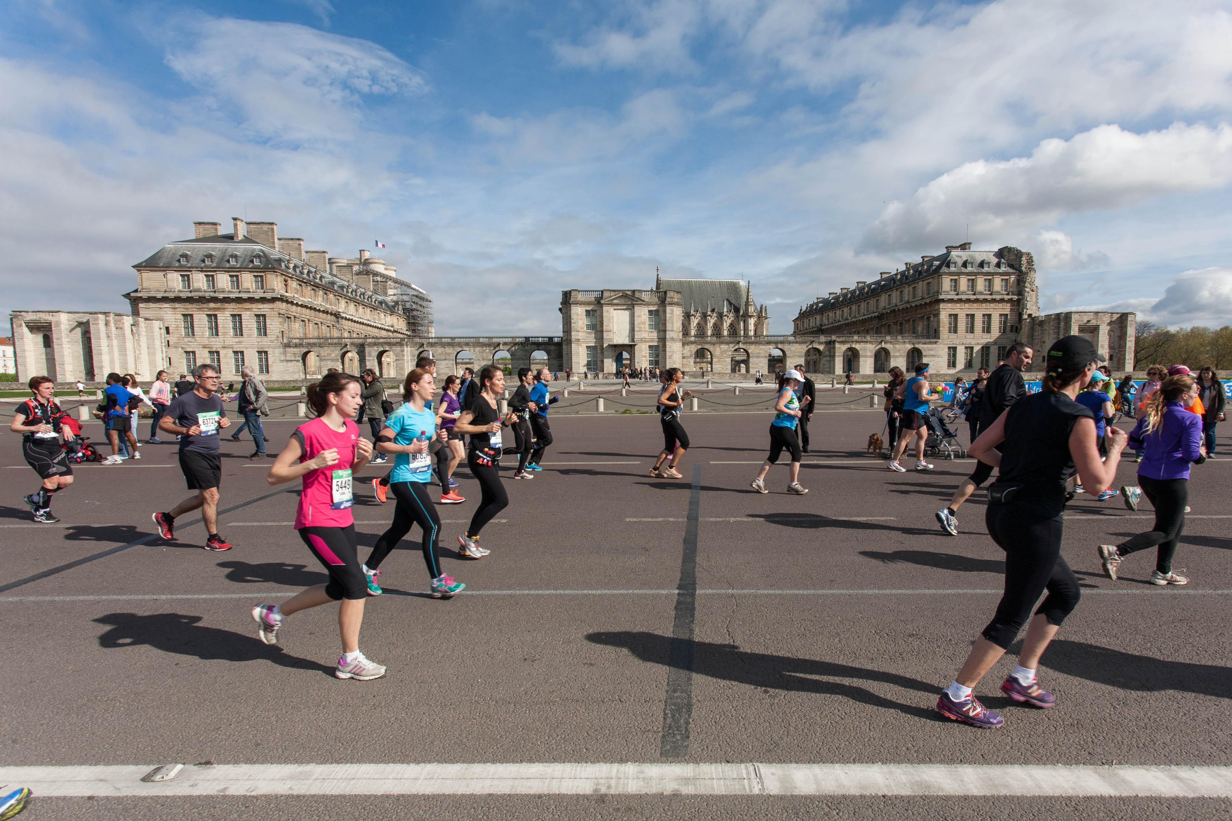 paris marathon adventure marathon