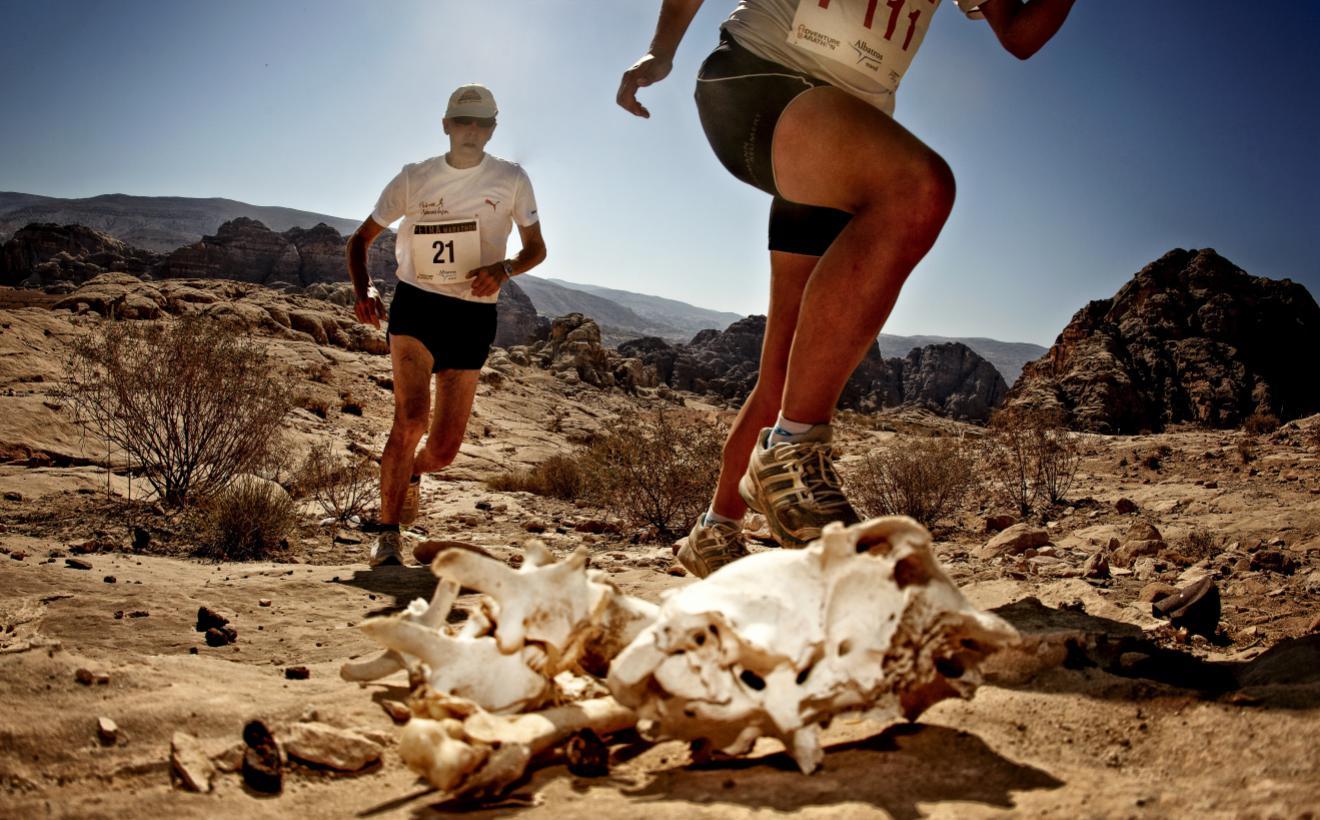 petra desert marathon adventure marathon