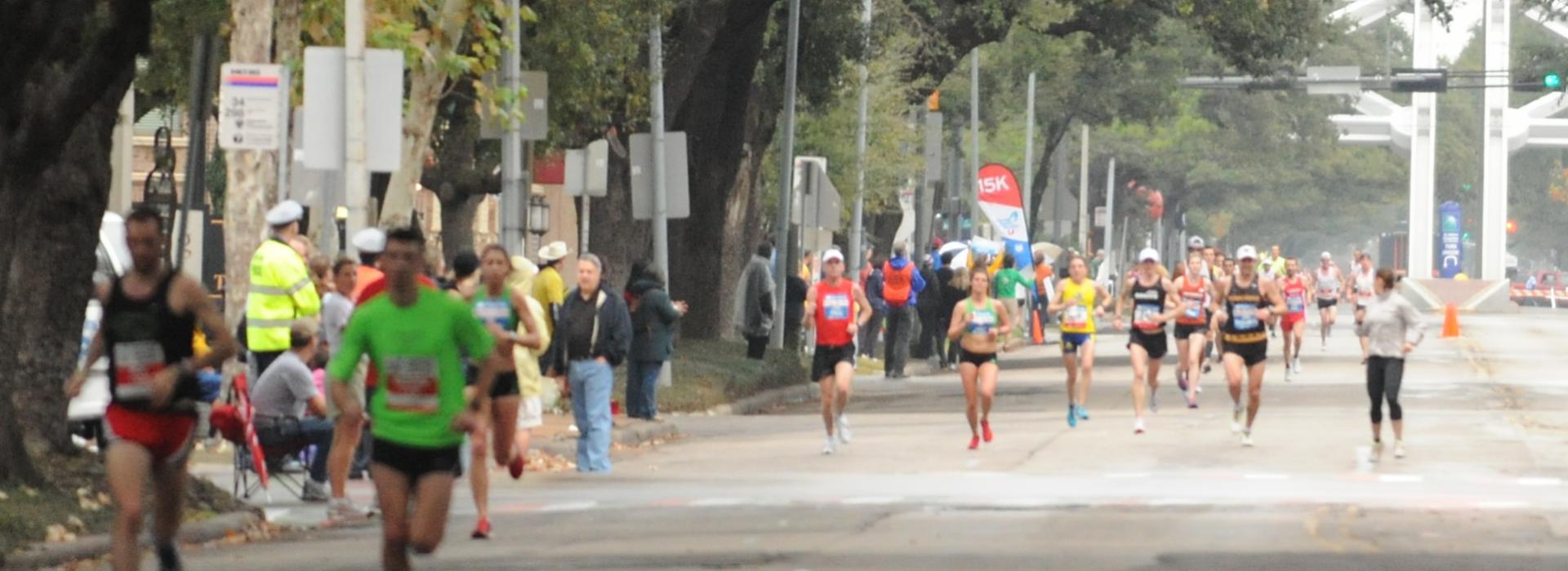 Houston Marathon Adventure Marathon